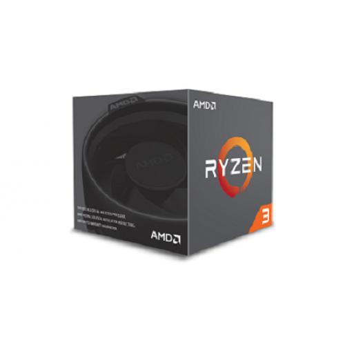 AMD RYZEN 3 1200 4-Core 3.1 GHz Turbo Core Speed 3.4 GHz Desktop Processor