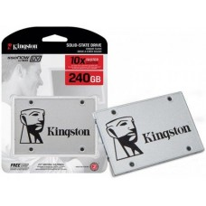 Kingston SSDNow UV400 240GB 2.5-Inch SATA III SSD