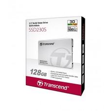 """Transcend 2.5"""" 128GB SATA III 6Gb/s SSD"""