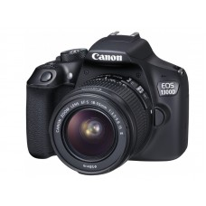 Canon EOS 1300D DSLR 18.0 MP Built-in Wi-Fi With 18-55mm Lens