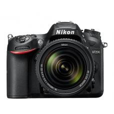 Nikon D7200 DSLR 24.2 MP With 18-140 mm Lens