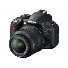 Nikon D3100 DSLR Camera With 18-55mm Lens