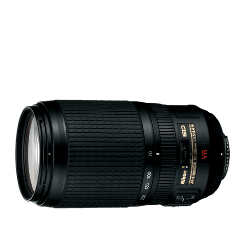 Nikon 70-300mm f4.5-5.6 G AF-S VR IF-ED Telephoto Zoom Lens