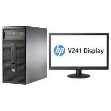 HP 280 i3 with OS 500GB Business Desktop PC
