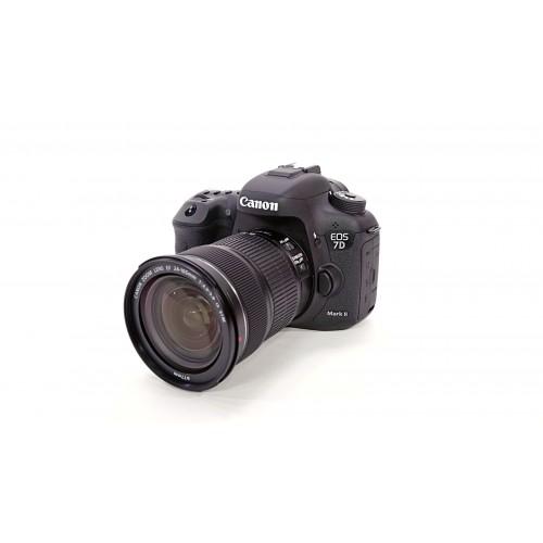 Canon Eos 7d Mark Ii Dslr Camera Price In Bangladesh