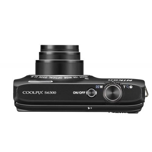 Nikon Coolpix S6000 14 MP Digital Camera