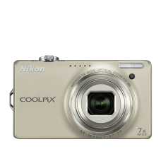 Nikon Coolpix S6000 14 MP Digital Camera