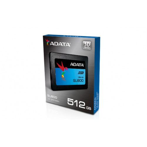 ADATA Ultimate SU800 512GB 3D SSD