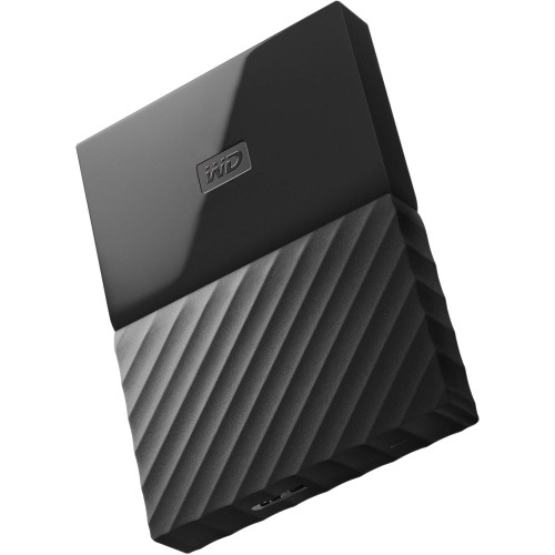 Western Digital 2TB My Passport Portable HDD