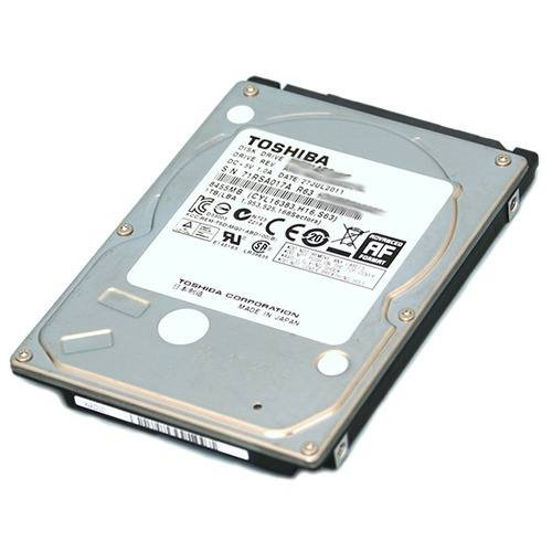 Toshiba 500 GB Sata Laptop Hard Disk