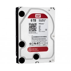 "Western Digital 6TB 3.5"" RED HDD WD60EFRX"