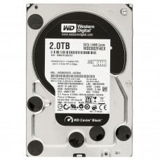 Western Digital Black 2TB SATA Hard Disk
