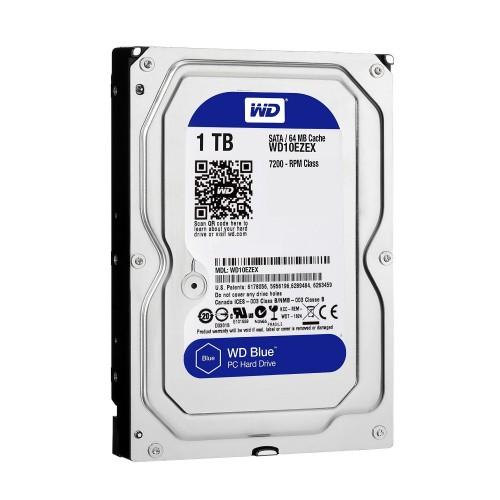 Western Digital Blue 1tb Sata Hard Disk Price In