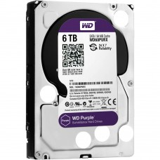 "Western Digital 6TB 3.5"" Purple HDD WD6NPURX"