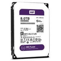 "Western Digital 8TB 3.5"" PURPLE HDD WD80PUZX Hard Disk"