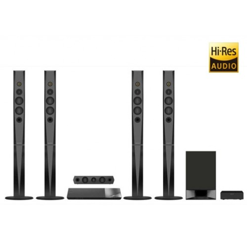 Sony BDV-N9200W 5.1 Surround Sound with Bluetooth & Full HD Blu-ray Disc Player