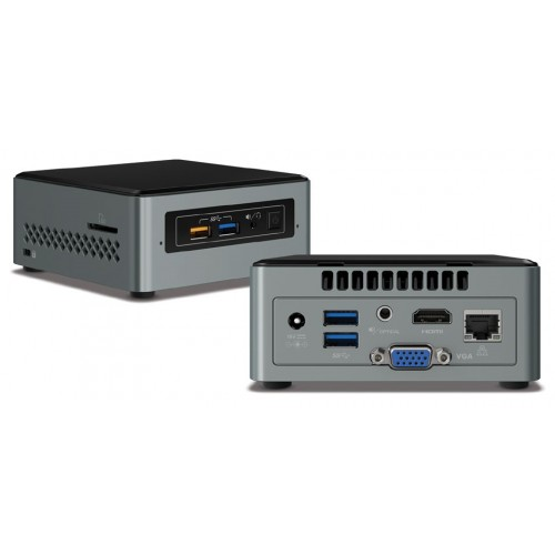 Intel NUC Kit NUC6CAYH Mini PC