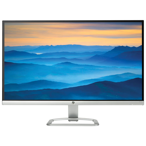 HP 27es 27-inch LED IPS Backlight Display