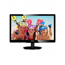 PHILIPS 18.5 Inch LED SmartControl Lite 193V Monitor