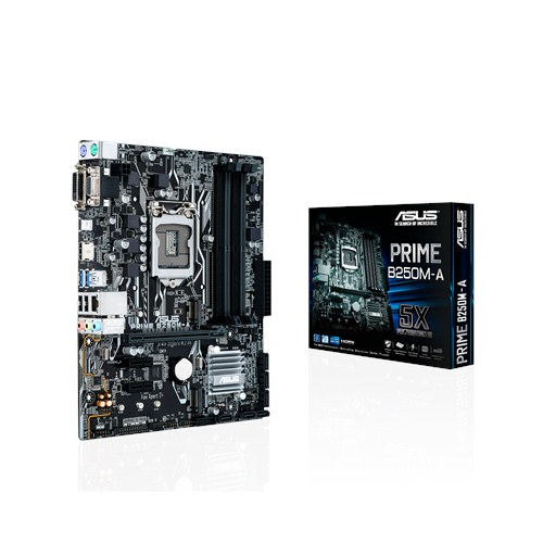 ASUS PRIME B250M-A DDR4 Motherboard