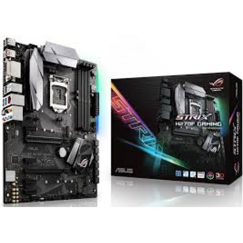 Asus Rog Strix H270F Gaming Motherboard