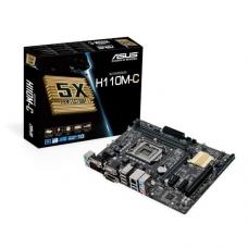 ASUS H110M-C Motherboard