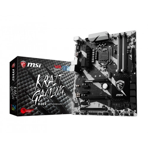 MSI B250 KRAIT GAMING Motherboard
