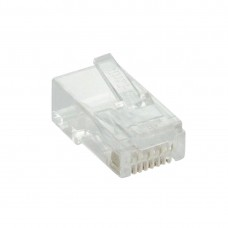 D-Link Cat 6 RJ45 Cable Connector - Pack Of 100 Pieces (Original)