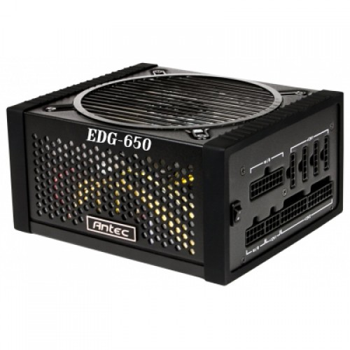 Antec EDG-650 EC EDGE Series 80 Plus Gold Full Modular Power Supply