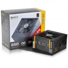 Antec NeoEco 650M 650 Watt 80 PLUS Bronze Semi Modular Power Supply
