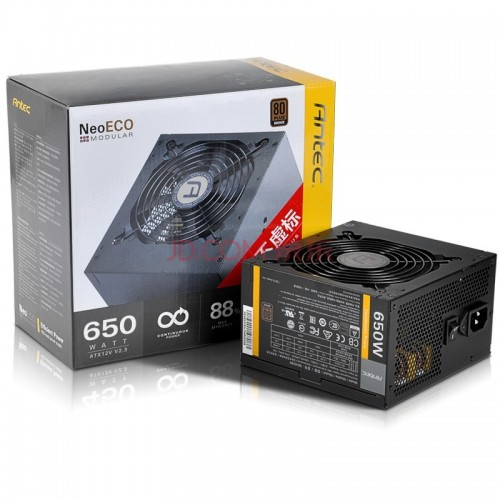 Antec Neo Eco 650M BR Bronze 650 Watt Power Supply