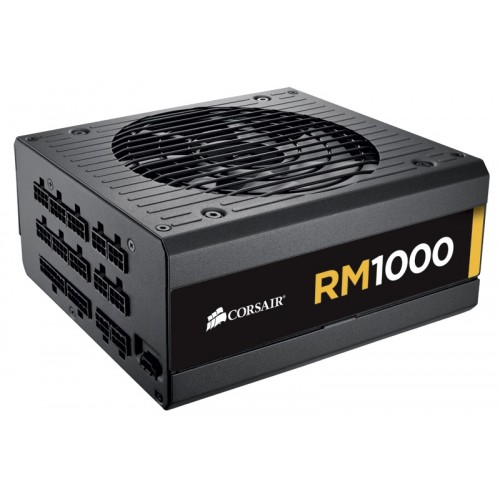 CORSAIR RM1000-1000 Watt 80 PLUS Gold Power Supply