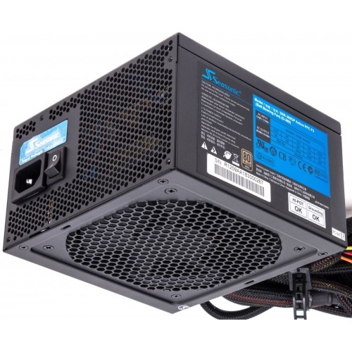 SEASONIC G-650-650Watt 80 PlusGold Power Supply