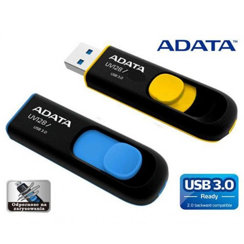 ADATA UV 128 USB 3.0 64 GB Pen Drive