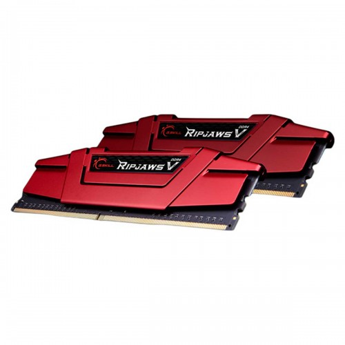 G-SKILL DDR-4 16GB 2400bus F4-2400C15D-32GVR RIPJAWS-V RAM