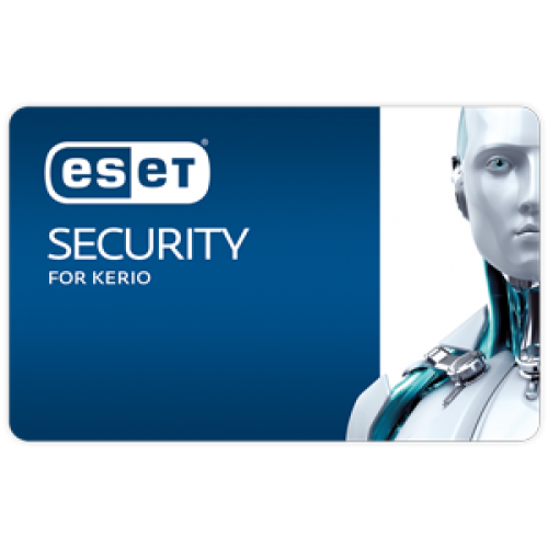 ESET Security for Kerio (Volume up to 05 to 249)