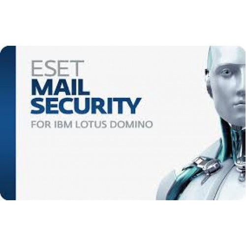 ESET® Mail Security for IBM Lotus Domino (Volume up to 05 to 249)