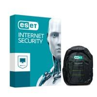 Eset Internet Security 2017- One User with Backpack