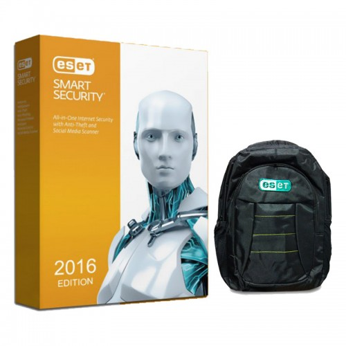 ESET Smart Security 2016 -- 1User