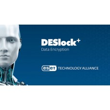 DESlock & Data 256 bit AES Encryption (Volume up to 25 to 99)