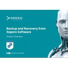 Eset Xopero Backup and Recovery Antivirus