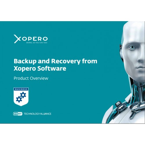 Eset Xopero Backup and Recovery Antivirus