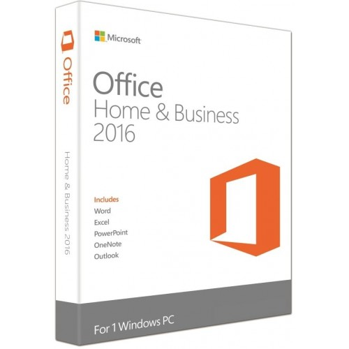 MS Office Home & Business 2016 OEM