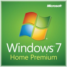 Windows 7 Home Premium version 64 bit
