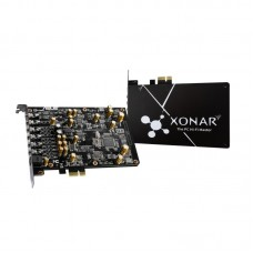 Asus XONAR AE PCI Express Gaming Sound Card