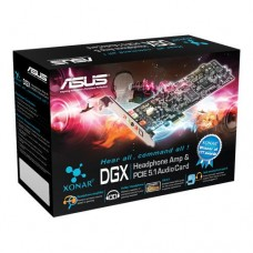 Asus XONAR DGX PCI Express Sound Card