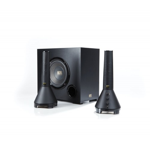Altec Lansing VS4621 Octane 7 Multimedia 2.1 Computer Speaker