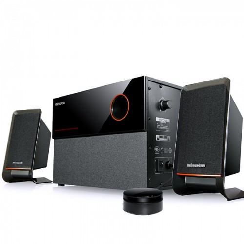 Microlab M-200 BT 2.1 Multimedia Speaker