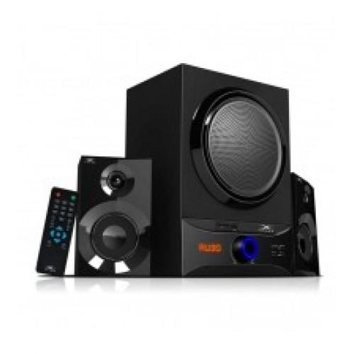 Xtreme E209BU 2:1 Bluetooth Speaker Black With Remote