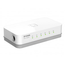 D-Link DES-1005 C 5 Port 10/100M Unmanaged Switch